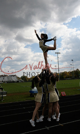 Freedom Homecoming: Cheerleading the Game