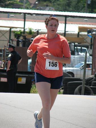 2007 Lenoir City General's 5k Run