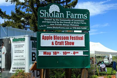 Sholan Faems 18th Apple Blossom Festival May 18,2019