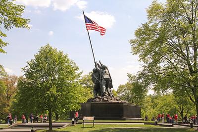 F13 - The Marine Corps Memorial