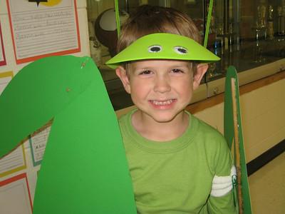 Patrick in Kindergarten