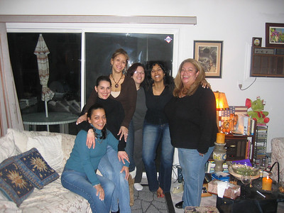 2006- Women in my Circle @ Tracys' House