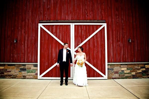 mary + kevin's wedding