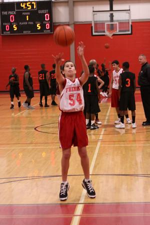 Boys 7 Basketball - 12/6/2011 Muskegon Heights