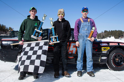 Week 8 -  23 March 2014 - Lakes Region Ice racing Club