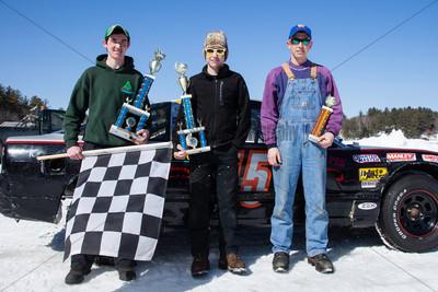 Week 8 -  23 March 2014 - Lakes Region Ice racing Club