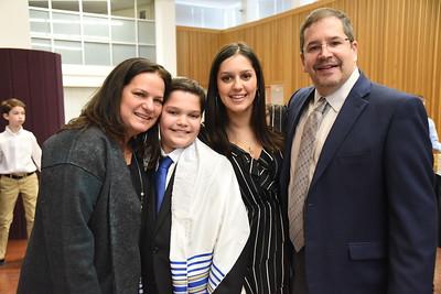 Sam at Bet Shalom