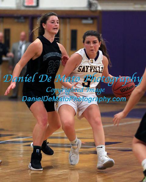 Sayville vs Harborfields 1-9-18