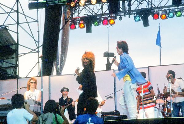 Live Aid, July 12-13, 1985