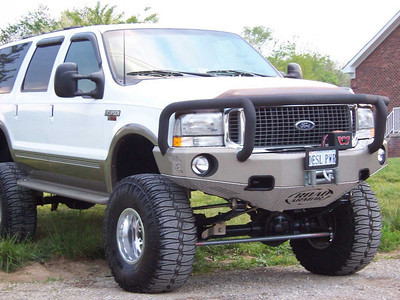 2000 SMS Ford Excursion