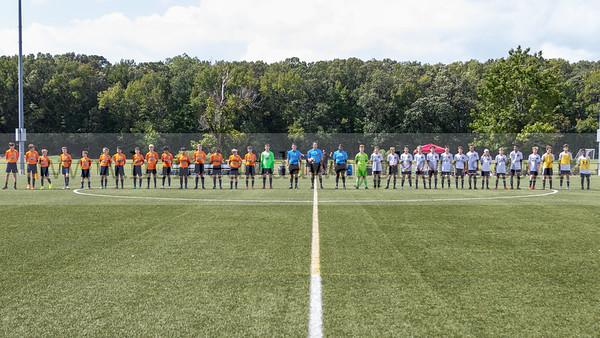 14 Sep 2019 -vs- Blue Ridge United (Orange)