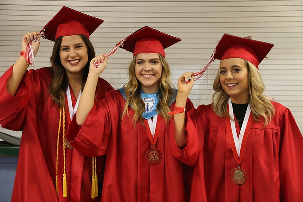Yukon HS 2017 Graduation