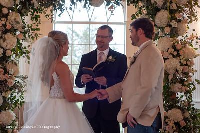 Shaina-Trevor wedding