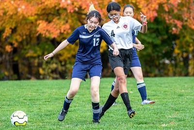 III Girls Soccer