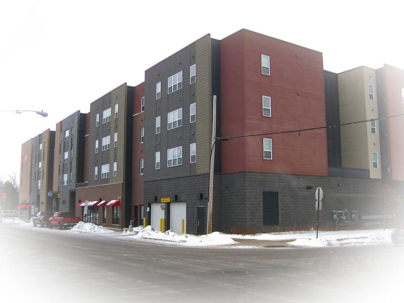 St. Cloud's students' housing