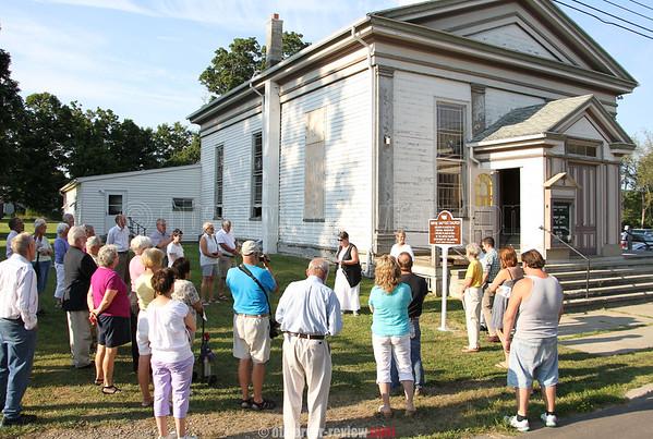 Wayne Baptist Church 8-16-15