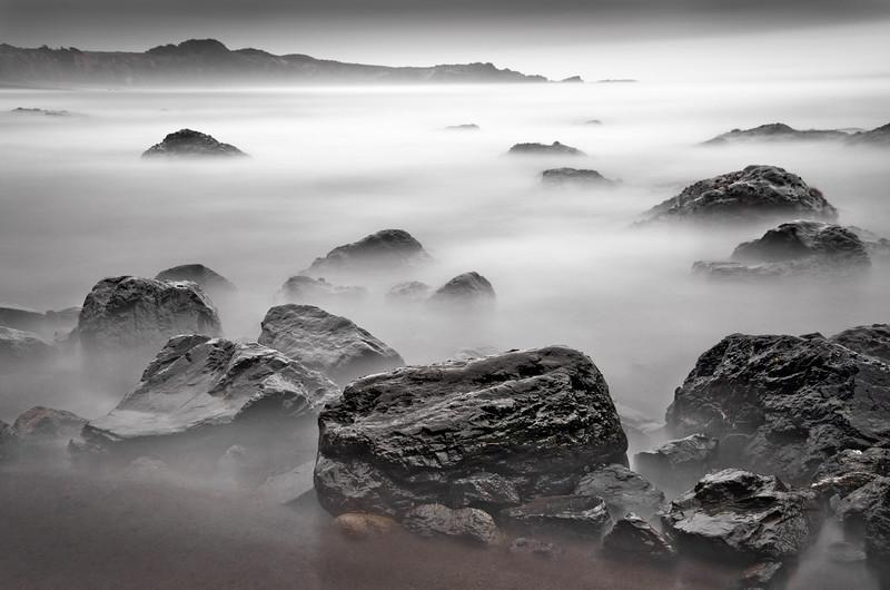 Black Point Breach, Sea Ranch, California