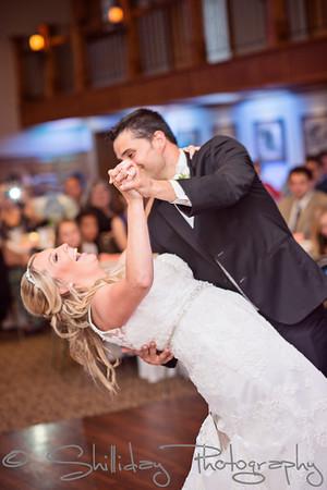Stephanie and Brandon - Reception