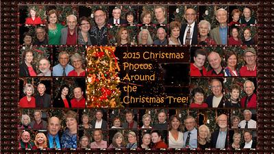 2015 Christmas Dinner & Gift Exchange