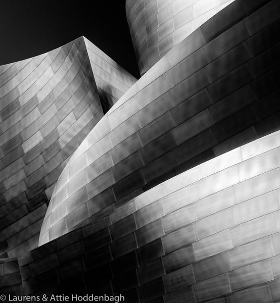 Walt Disney Concert Hall in Los Angelos