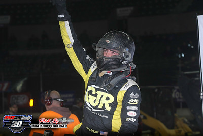 East Coast Indoor Dirt Nationals - 2/21/20 - Mike Knappenberger