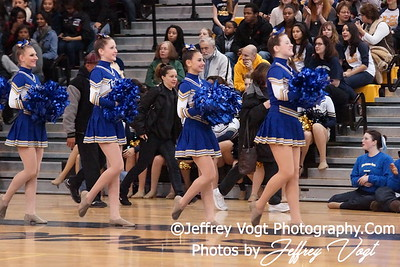 02-04-2012 Gaithersburg HS Division #3 Poms Championship at Richard Montgomery HS, Photos by Jeffrey Vogt Photography