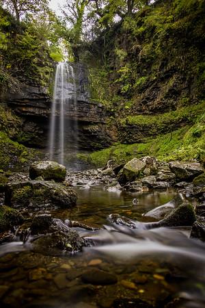 Brecon Beacon Waterfalls