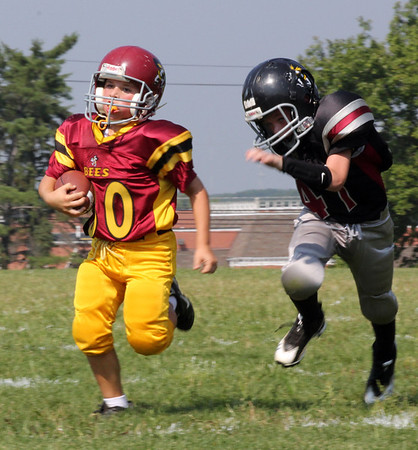 Red Bees Football 2011