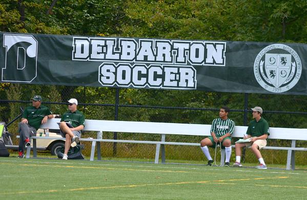 Varsity Soccer v Sparta