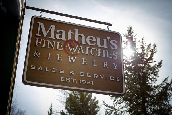Matheu Watch