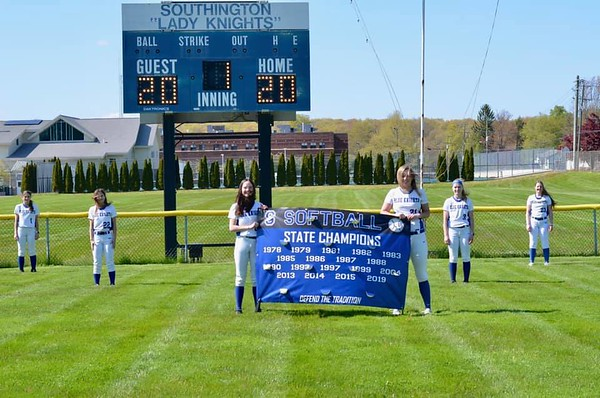 Southington softball 3