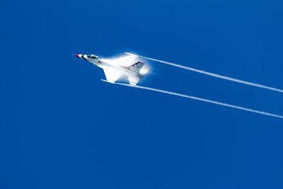 Thunderbirds at Chicago Air Show
