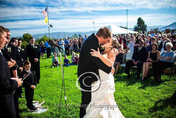 Adam & Kassie - Wedding