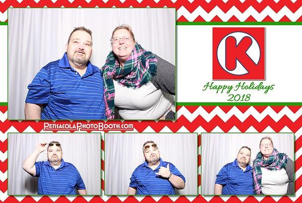 Circle K Christmas Party 12-11-2018