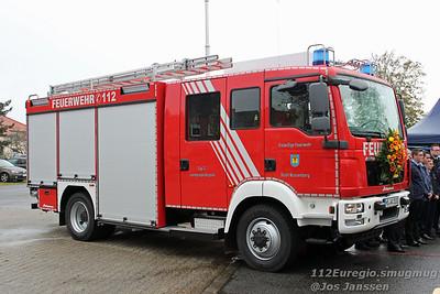 Fahrzeugeinsegnung Feuerwehr Birgelen