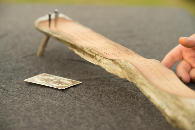 Cribbage - Driftwood