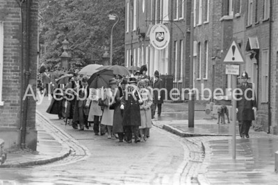 Battle of Britain Parade, Sep 1983