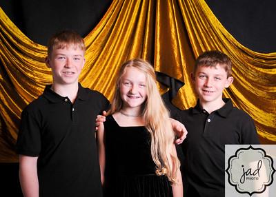 Onalie, Brandon, & Tyler December 2015