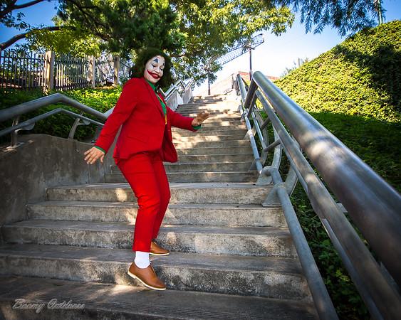 Cosplay Joker -  Cindy Salvus