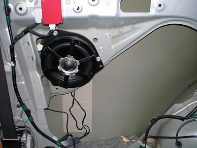 2009 Scion TC Rear Speaker Installation