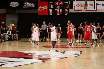 Womens Basketball v. UH