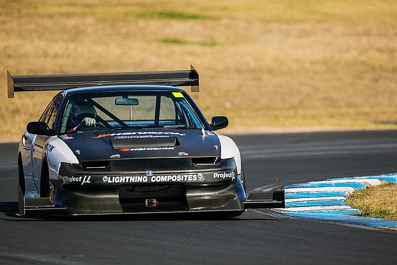 mca suspension s13 on track