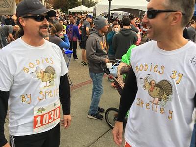 PHOTOS: Running of the Turkeys