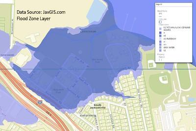 South Shores - Flooding