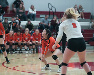 Volleyball Fernley vs South Tahoe  NIAA Playoff