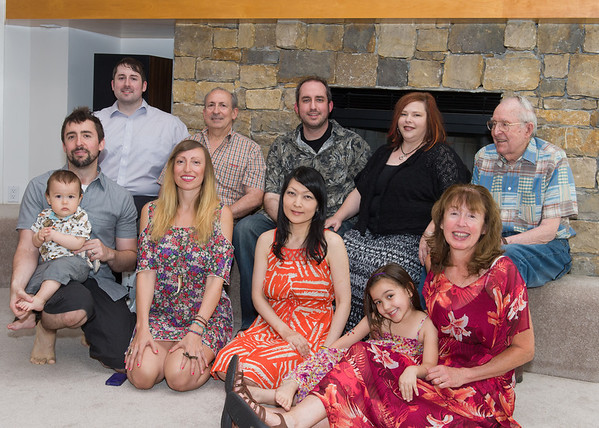 Dulin Family July 7 2012