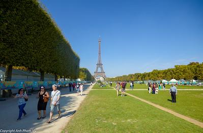 Paris with Christine September 2014