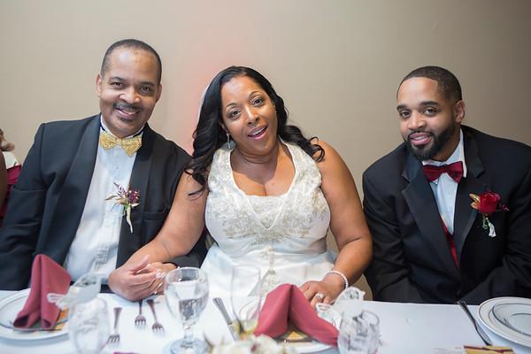 The Washington wedding pics