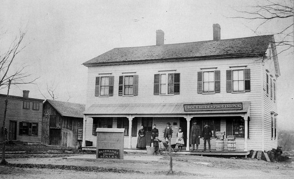 Days Gone By: Images of Stores from the Eagle's Archives