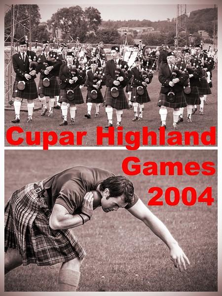 The 2004 Cupar Highland Games